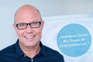 Tourismustrainer Frank Thiel